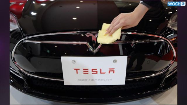 News video: Tesla's Elon Musk Expects NHTSA To Clear Model S In Fires