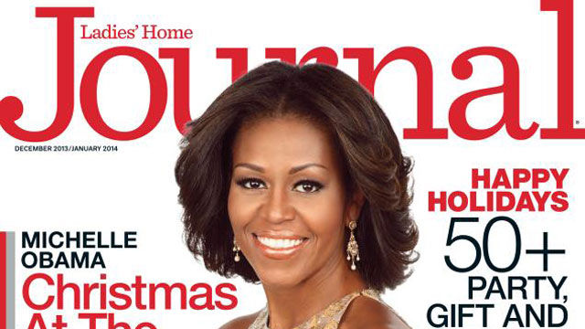 News video: Home for the Holidays With Michelle Obama!